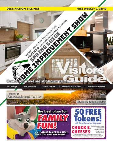 5a319f7632b17b Welcome! Visitors Guide 19-02-28 by Welcome! Visitors Guide - issuu