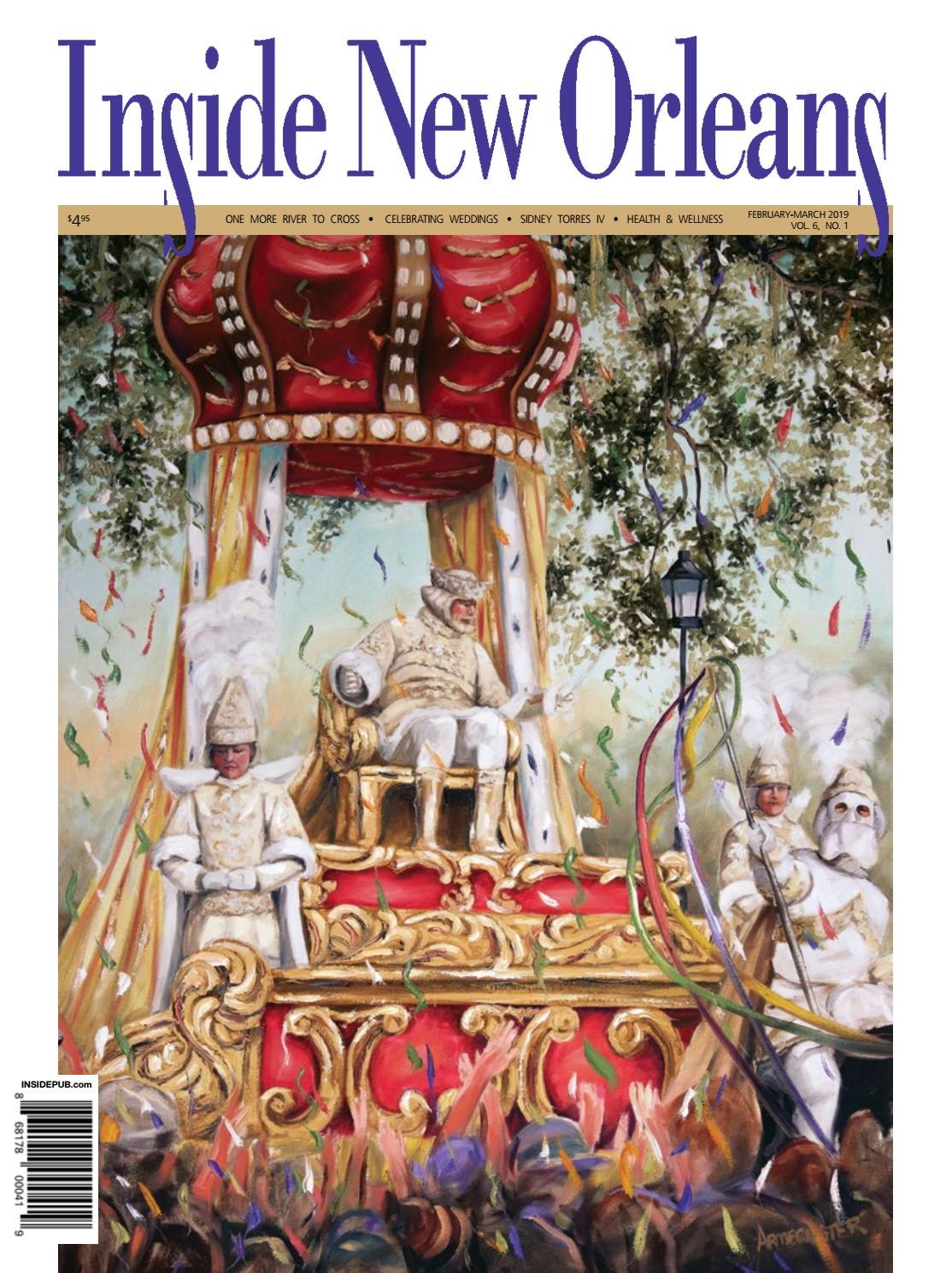 d374e50af0219 February-March 2019 Issue of Inside New Orleans by Inside ...
