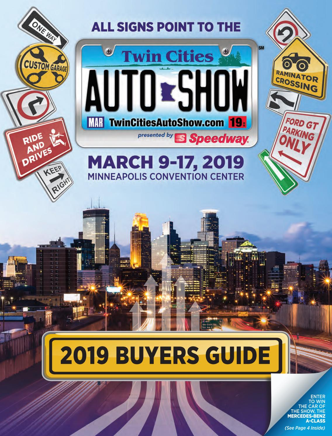 Twin Cities Auto Show - 2019 Buyers Guide by AdStrategies ...