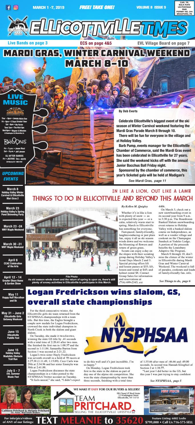 3-1-19 Ellicottville Times by Ellicottville Times - Issuu