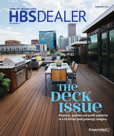 Hardware & Building Supply Dealer - February 2019 by