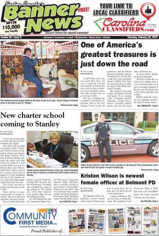 Banner-News 2-28-19 by Community First Media - issuu
