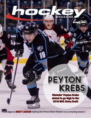 3d63f899f16 Calgary Hockey Magazine Spring 2019 by Suggitt Publishers - issuu