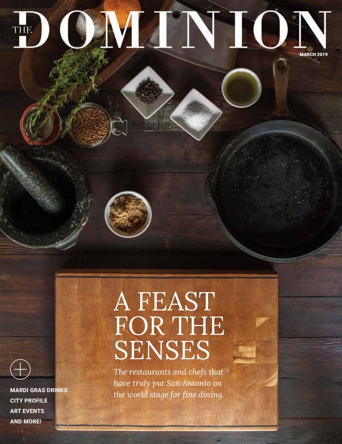 Dominion Magazine - March 2019 by Ben Schooley - issuu