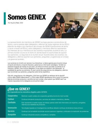 Page 4 of Somos GENEX