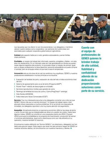 Page 5 of Somos GENEX