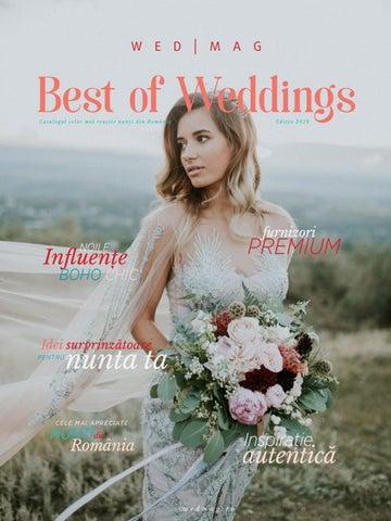 Best Of Weddings 2019 By Wedmag Romania Issuu