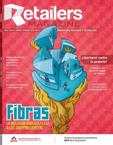 935e7e1c3d Revista Retailers Magazine Edición Enero - Febrero 2019 by Puntual ...