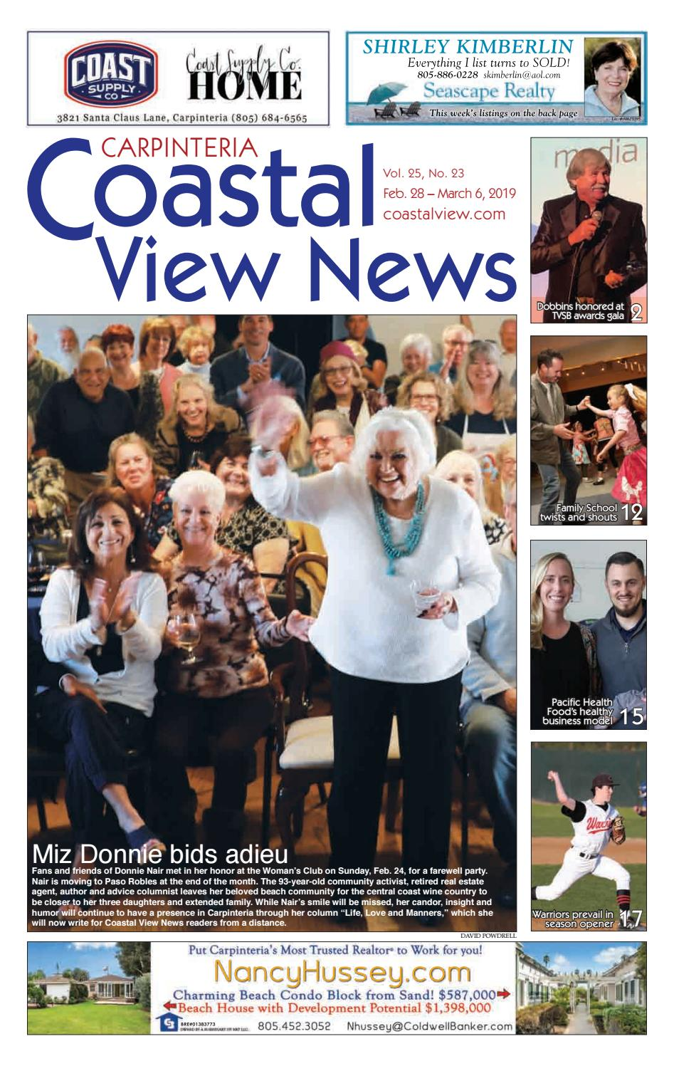 3a214d4b44 Coastal View News • February 28