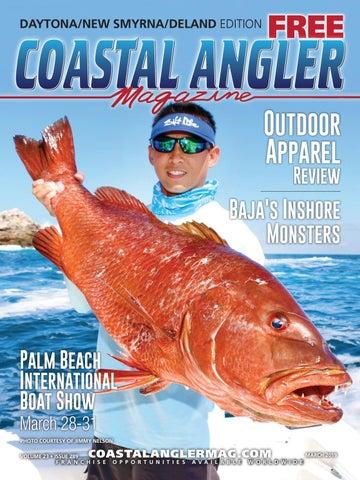 59f7e0aa Coastal Angler Magazine | March 2019 |Daytona/New Smyrna/Deland by ...
