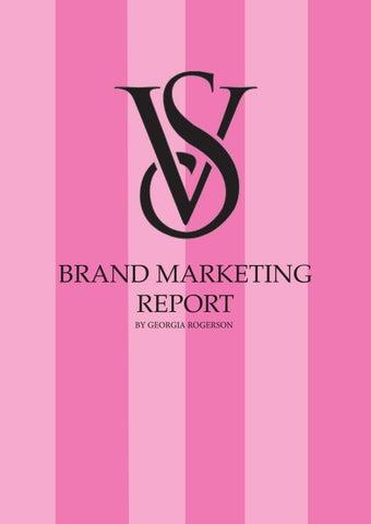 f1ebdc31d Victoria s Secret Marketing Report by georgiawalters - issuu