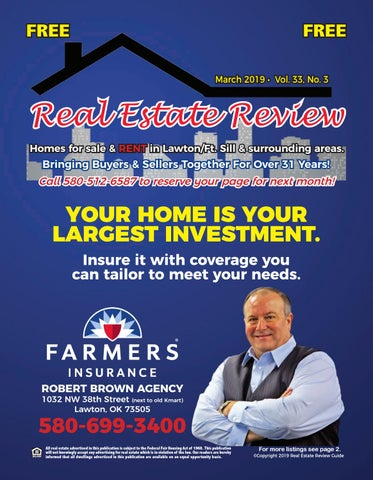Real Estate Review De March 2019 By Thrifty Nickel Issuu