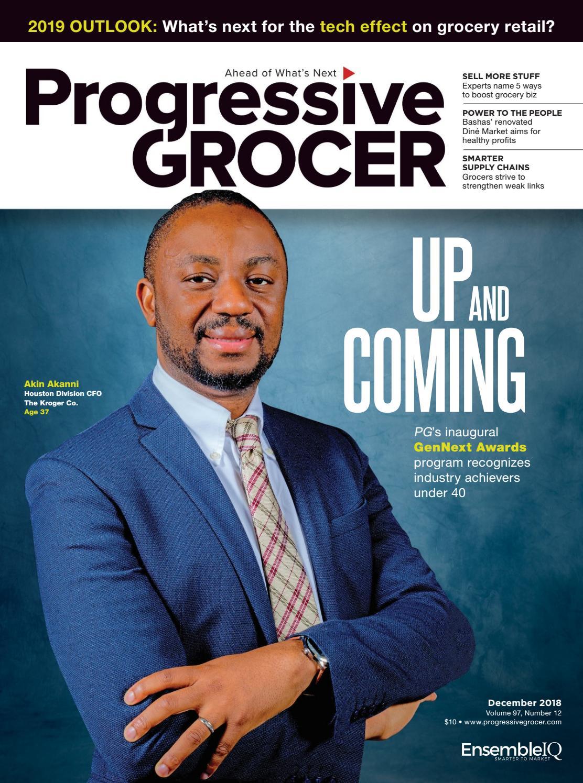 Progressive Grocer - December 2018 by ensembleiq - issuu