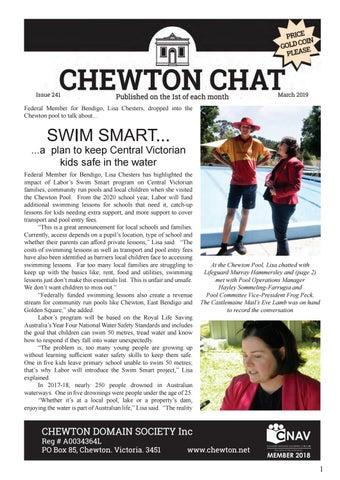 0f03b7974e Chewton Chat March 2019 by Chewton Chat - issuu