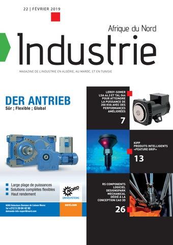 Industrie Afrique du Nord 22