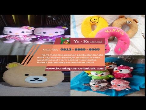 0813.8889.6065 (WA   CALL) Souvenir Boneka Untuk Ulang Tahun 326a5ddd5c