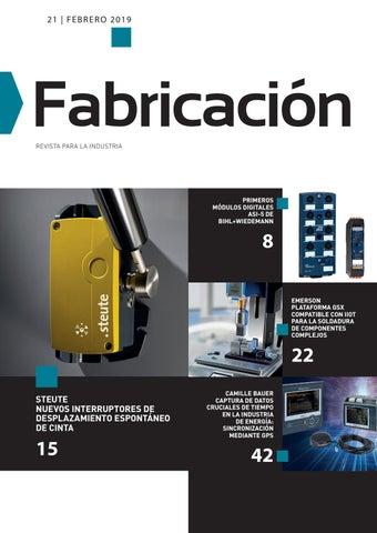 Fabricación 21