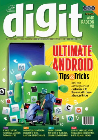 Digit March 2019 by 9 9 Media - issuu
