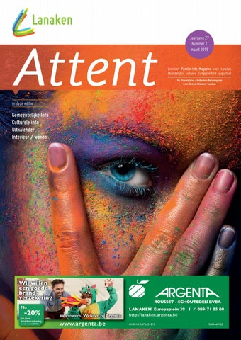 Attent 3-2019 by Holtackers Reclamegroep - issuu
