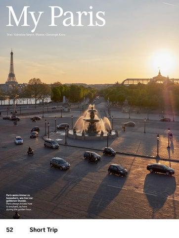 Page 54 of Paris - SWISS Magazine March 2019