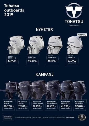 premium selection 85ef9 03cec Tohatsu Sverige 2019