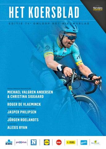 a8aec461332 Het Koersblad - editie Omloop Het Nieuwsblad by Flanders Classics ...
