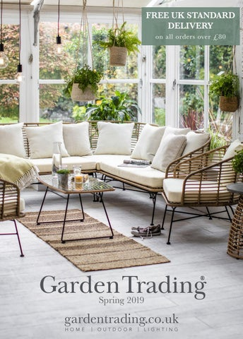 Enjoyable Garden Trading Spring 2019 Catalogue By Garden Trading Issuu Creativecarmelina Interior Chair Design Creativecarmelinacom