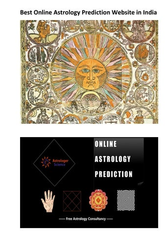 Online Astrology Prediction | Free Astrology Prediction