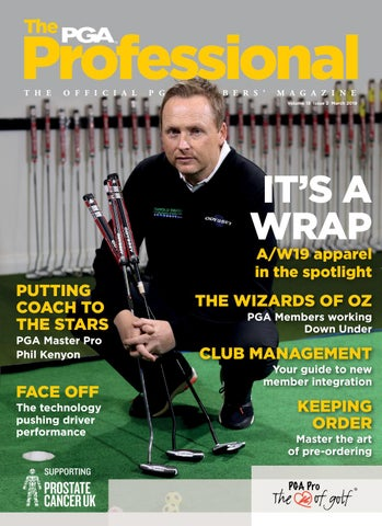 6104d3133961 The PGA Professional - March 2019 by The PGA - issuu