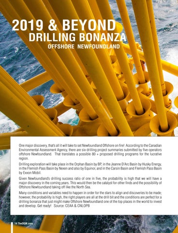 Page 14 of Drilling Bonanza: Offshore Newfoundland