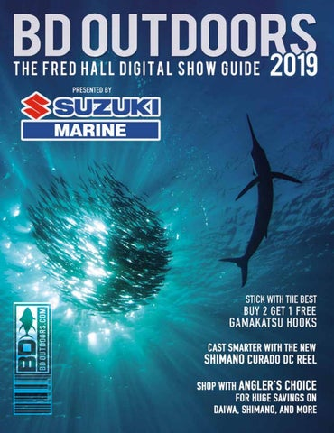 33f19911 Fred Hall Digital Show Guide 2019 by Fly Squared Media - issuu