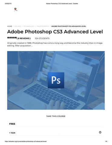 adobe photoshop cs3 student edition