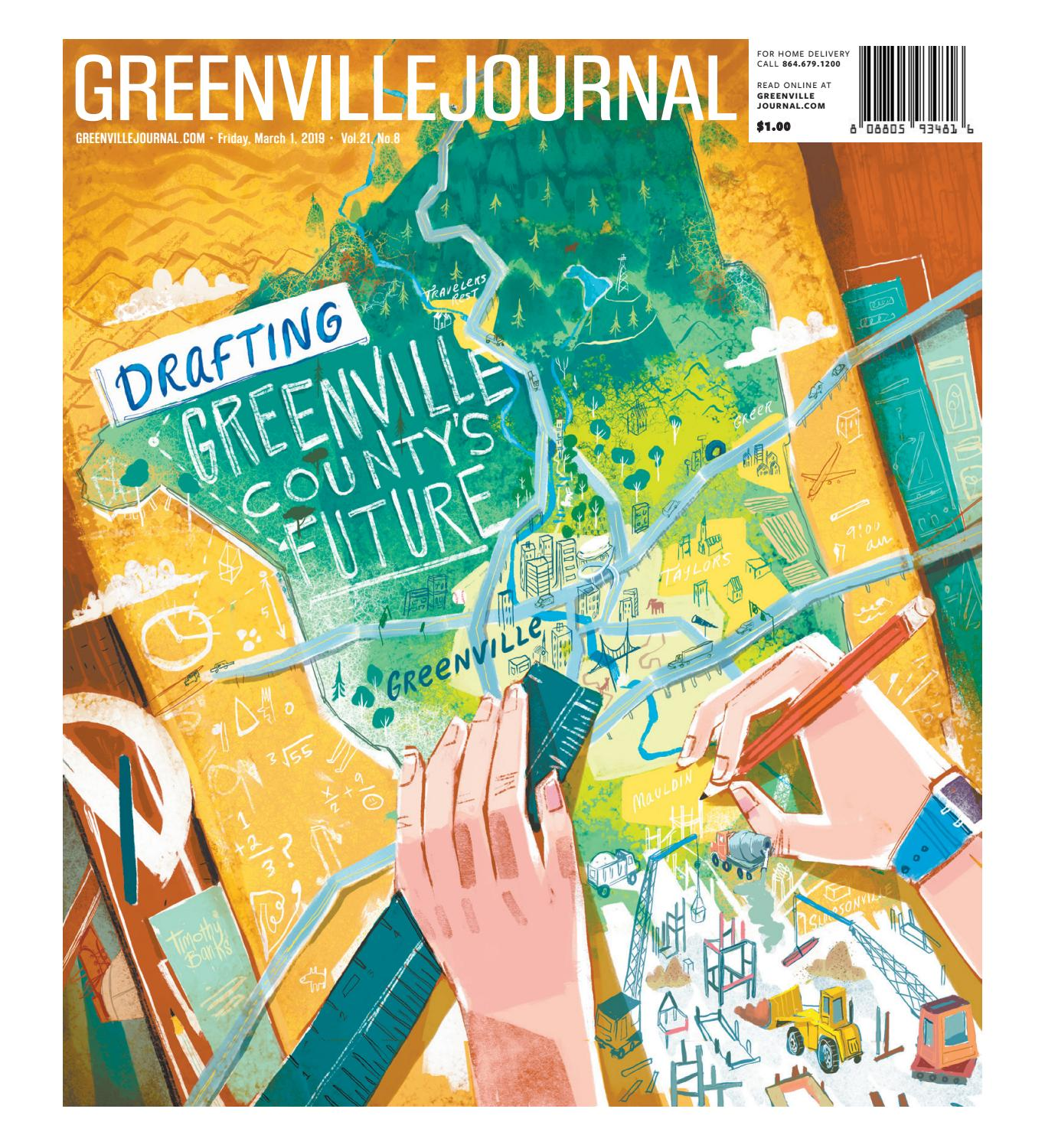 March 1, 2019 Greenville Journal by Community Journals - issuu