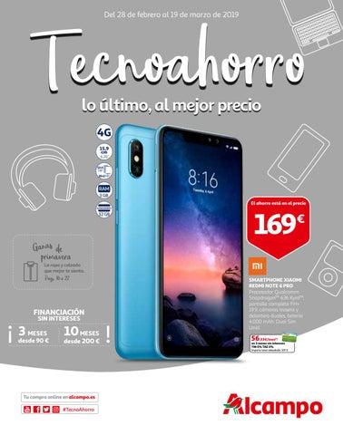 Catalogo Alcampo Tecnoahorro By Ofertas Supermercados Issuu