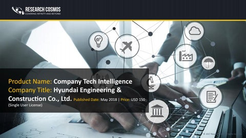 HYUNDAI ENGINEERING & CONSTRUCTION CO , LTD Company Profile and SWOT