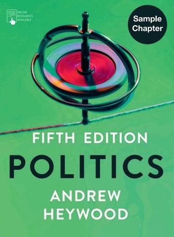 Heywood, Politics 5e by Macmillan International Higher