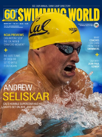 f91ff8edfe Swimming World March 2019 Issue by Swimming World Magazine - issuu