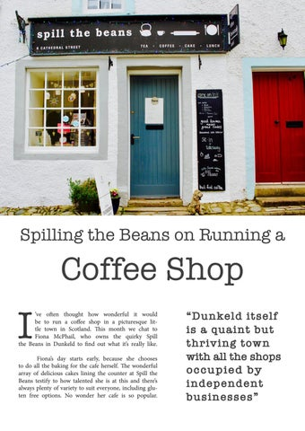Page 10 of Spilling the Beans on Running a Coffee Shop