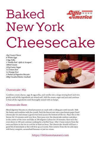 Page 86 of Baked New York Cheesecake