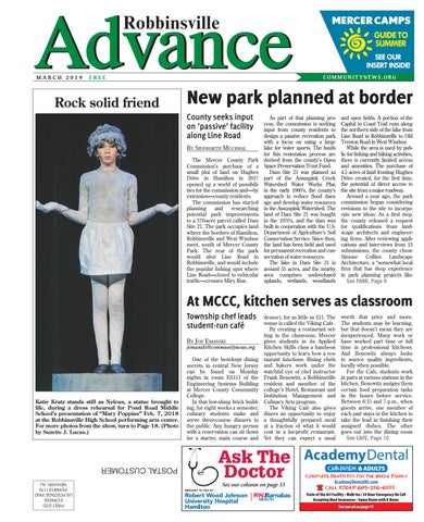 617a60eb46d6 Robbinsville Advance | March 2019 by Community News Service - issuu