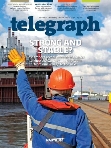 Nautilus Telegraph March 2019 by Nautilus Telegraph - issuu