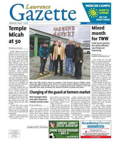 Lawrence Gazette | March 2019 by Community News Service - issuu