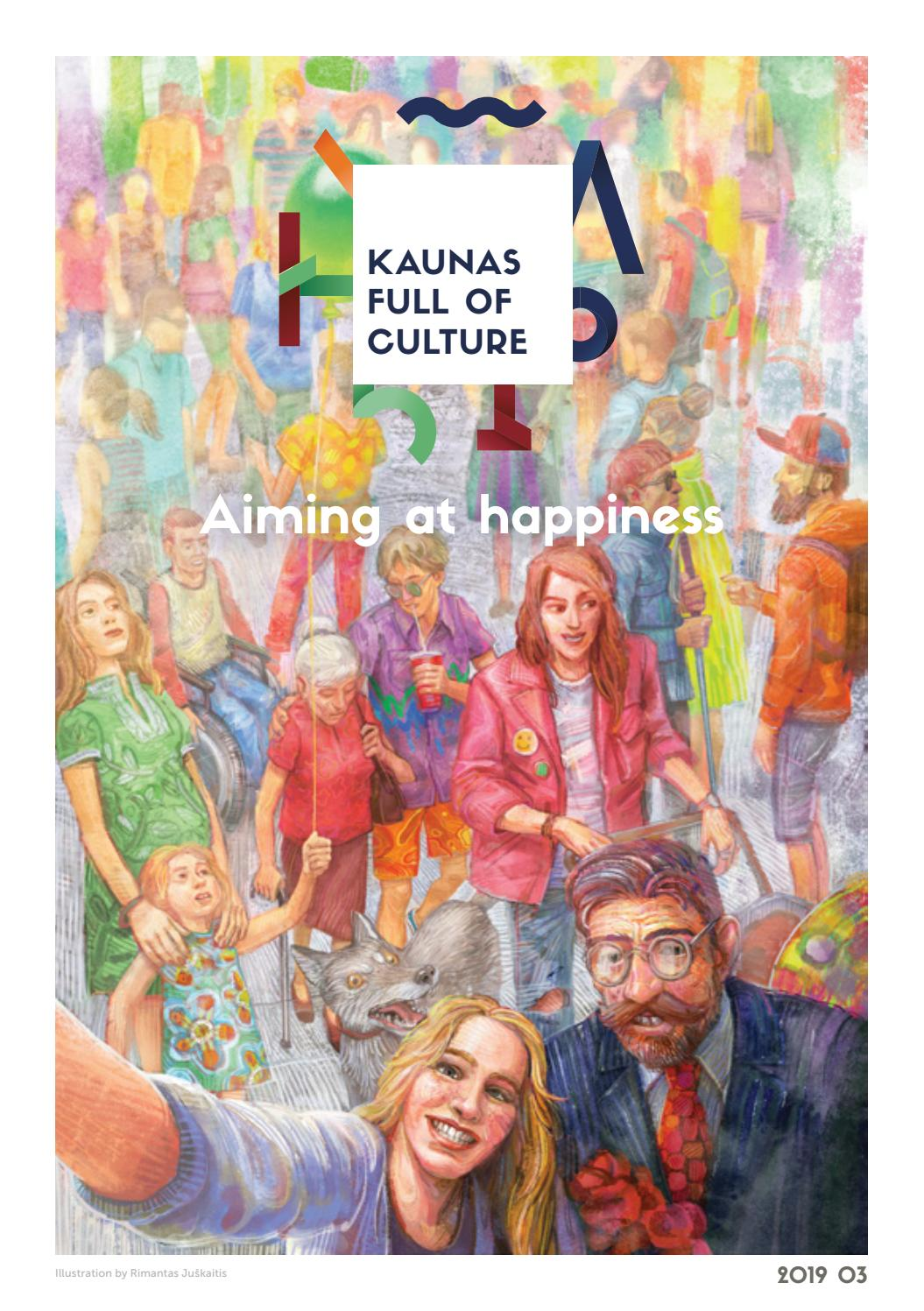 Adult Guide in Kaunas