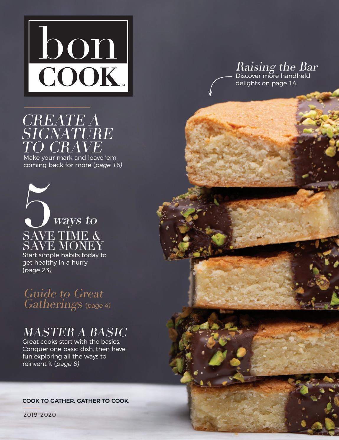 Bon Cook Catalog By Bon Cook Issuu
