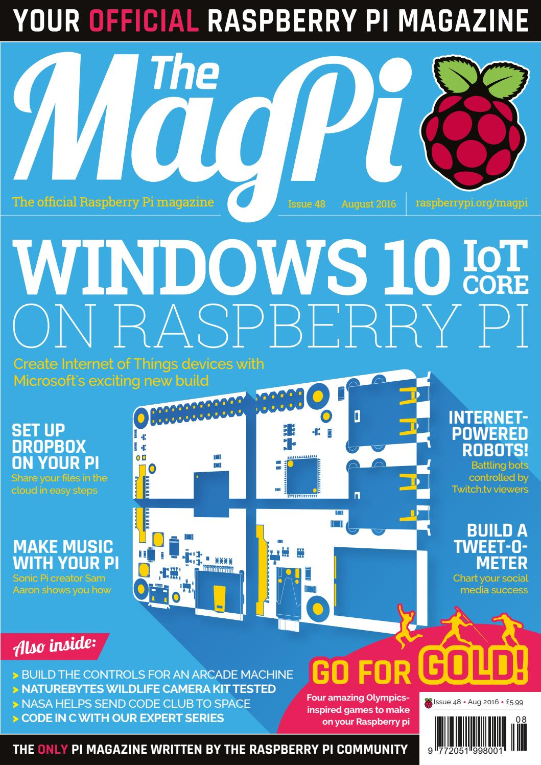 magpi 48 by Frans Kouwenhoven - issuu