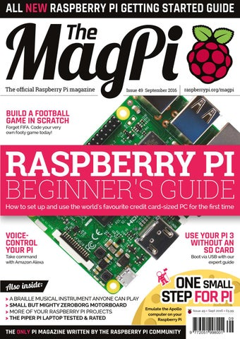 156eefca1 magpi 49 by Frans Kouwenhoven - issuu