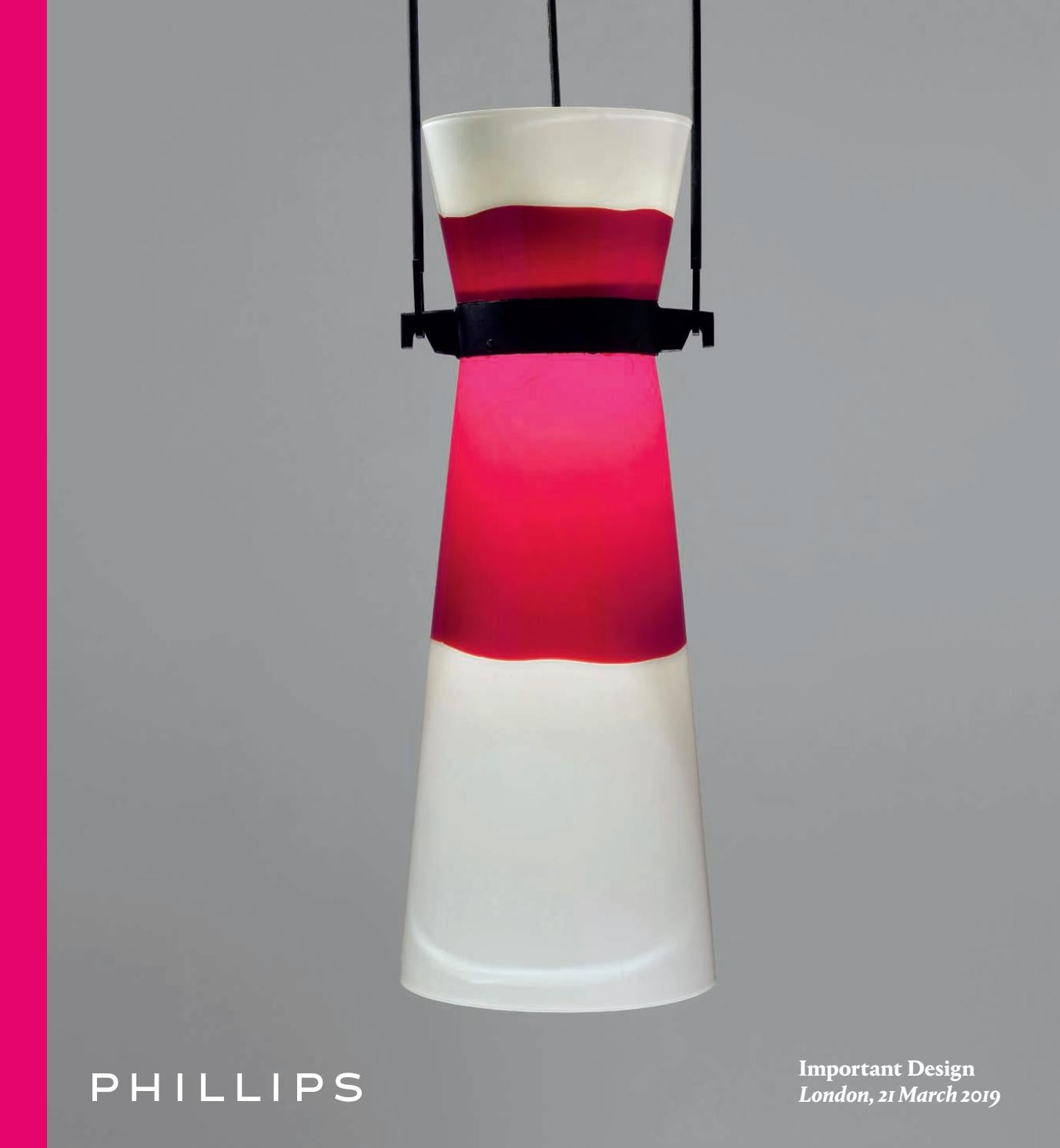 Executive Design Mobili Contemporanei.Important Design Catalogue By Phillips Issuu