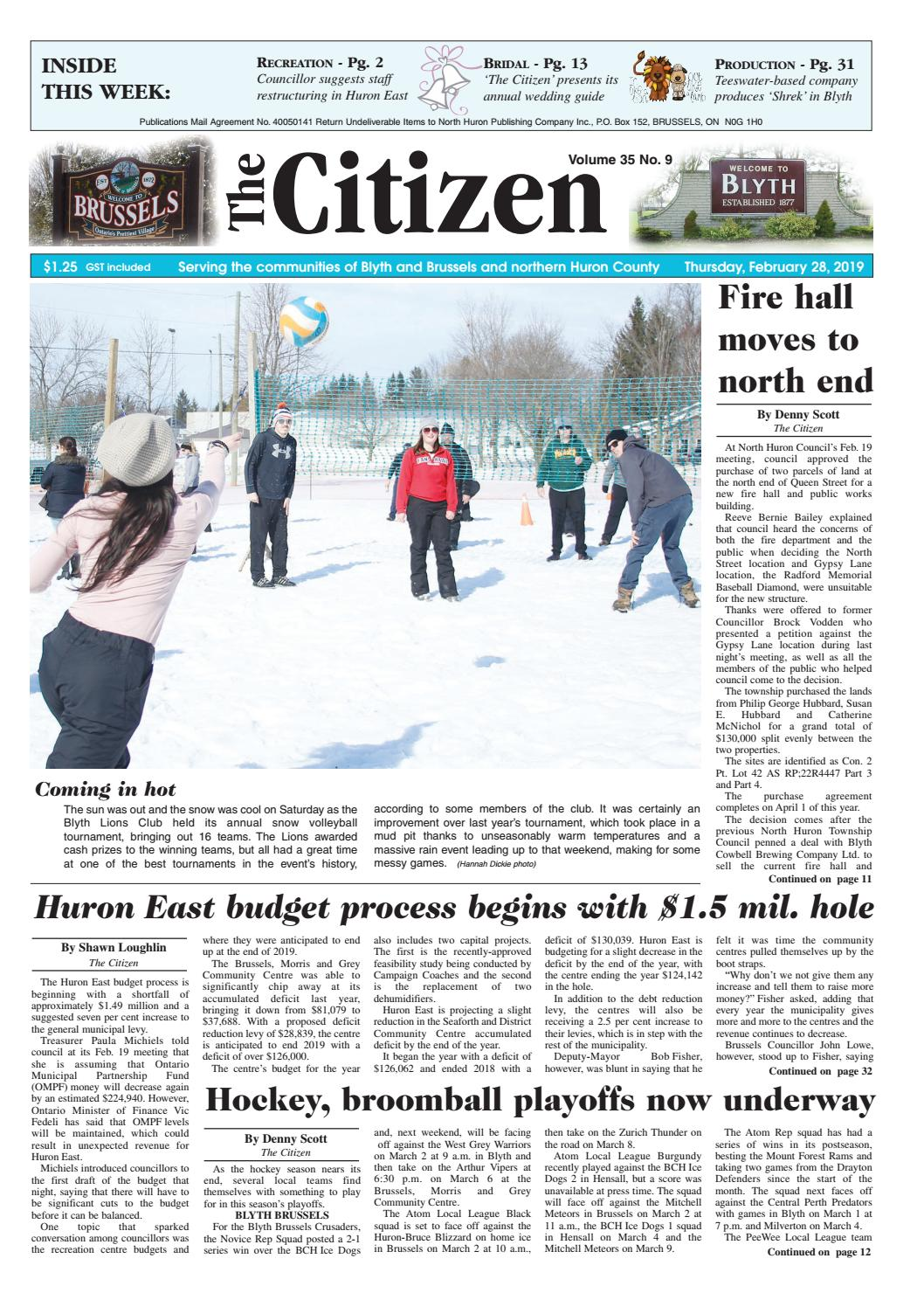 7745b026af The Citizen - February 28
