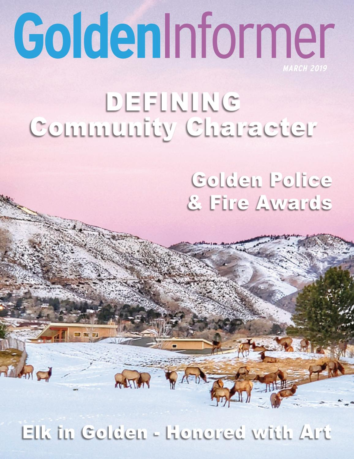 Golden Informer - March 2019 by City of Golden - issuu