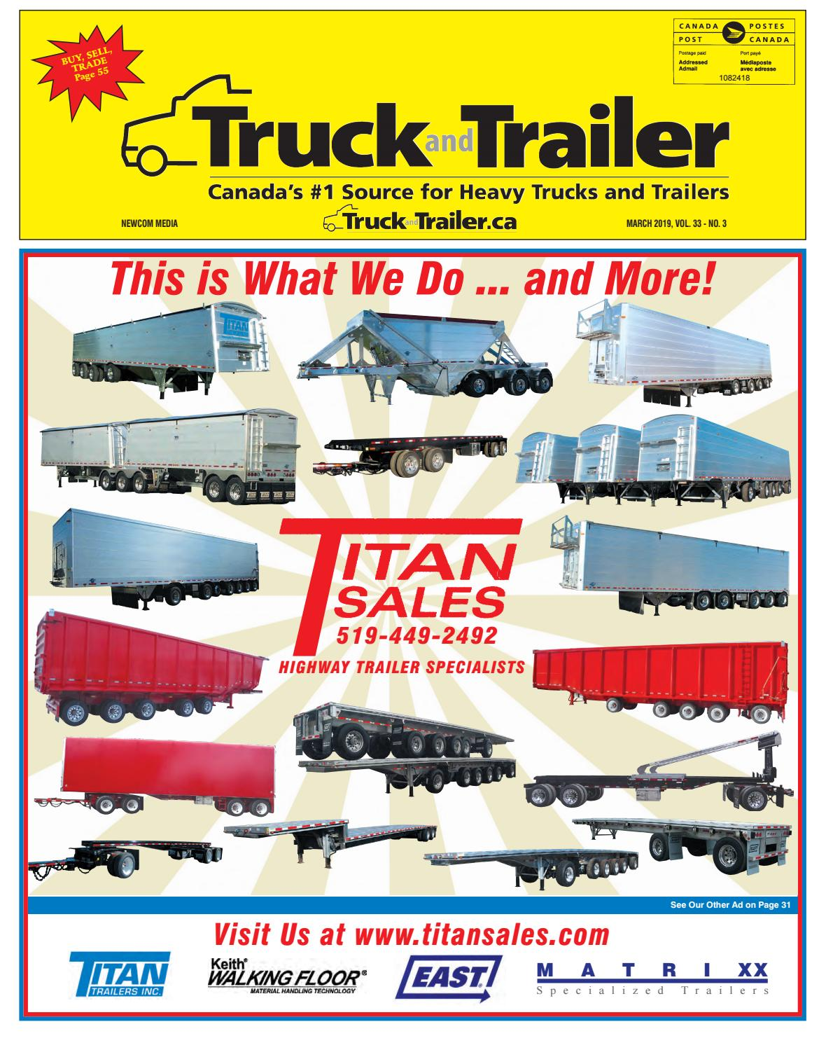 Truck and Trailer March 2019 by Annex Business Media - issuu